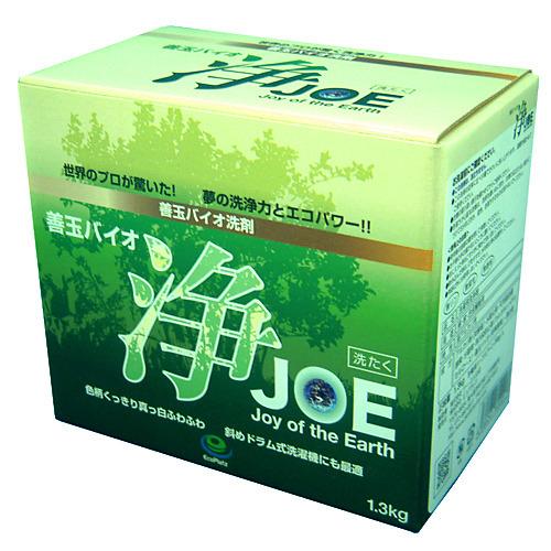 善玉バイオ洗剤 浄 JOE