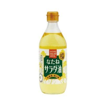 北海道産なたねサラダ油 圧搾一番搾り